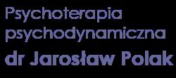 Psychoterapia Sosnowiec – dr Jarosław Polak